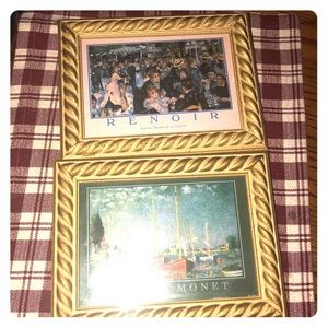 Other - Renoir and Monet pictures